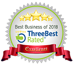 the three best rated best rated business