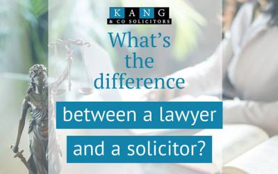 Whats the difference between a lawyer and a solicitor