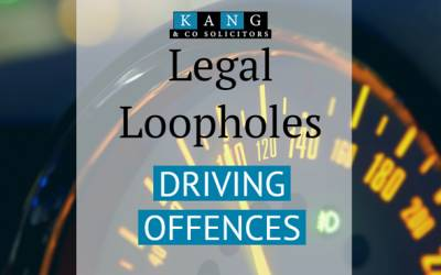 Legal Loopholes in Driving Offences