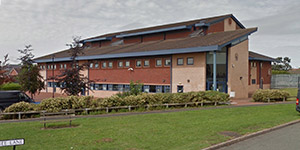 Cannock Magristrates Court house driving offence solicitors lawyers