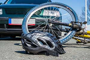 recent cases careless driving cyclist collision