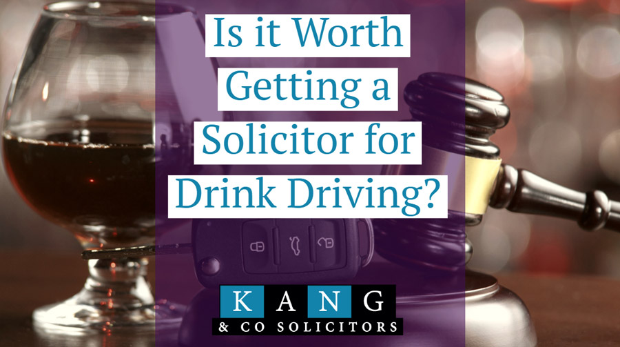 Is it Worth Getting a Solicitor for Drink Driving?