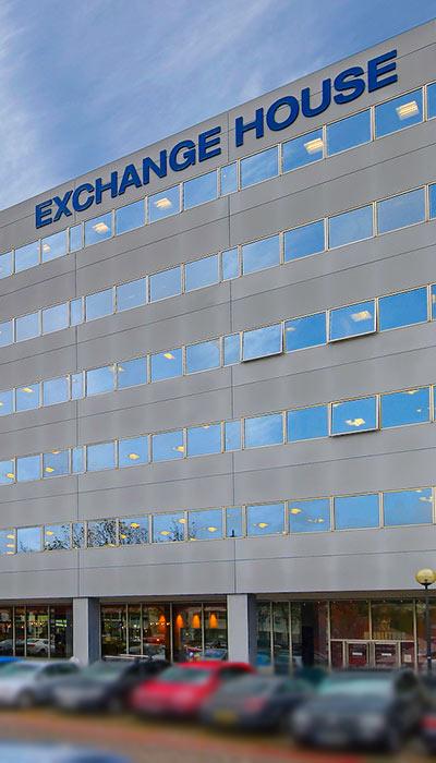 exchange house milton keynes