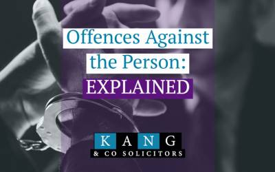 Offences Against the Person: Explained