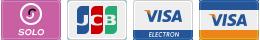 payment methods visa solo jcb
