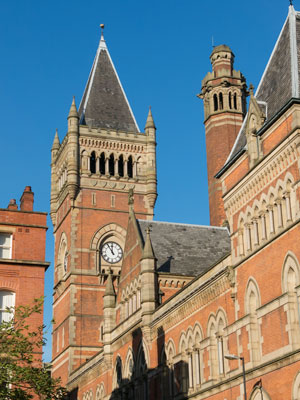 Minshull Street Crown Court Manchester