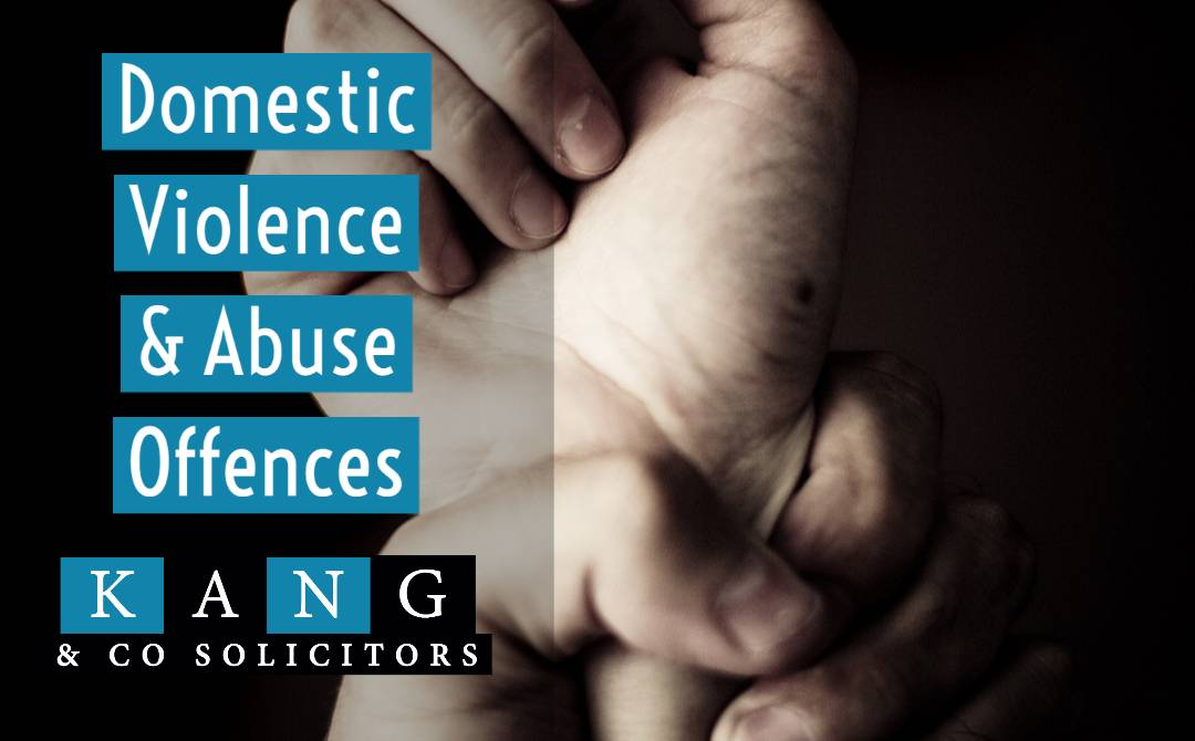 domestic violence and abuse offences