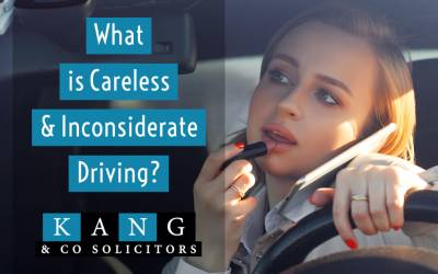 What is Careless and Inconsiderate Driving?