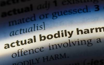 Criminal Law Explained – ABH Actual Bodily Harm